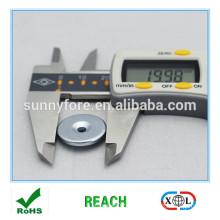 round countersunk N35 neodymium magnets