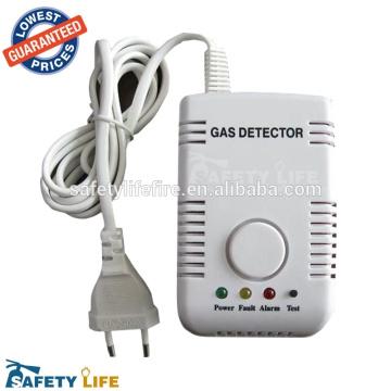 travel smoke alarm smoke detector/smoke detector 12v/220v smoke detector supplier