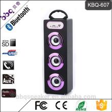 BBQ KBQ-607 1200mAh battery Portable Wireless Bluetooth Speaker home audio