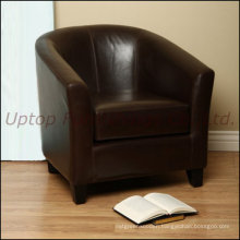 Classic French Style Leather Armchair for Wholesale (SP-HC116)