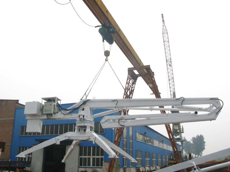 Hydraulic Boom Placer