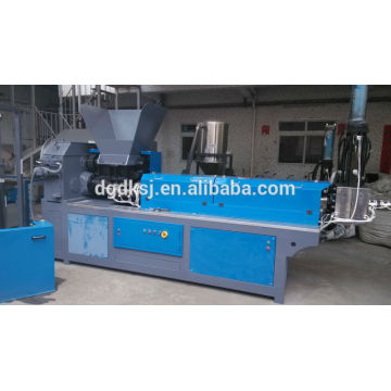 PE PP Film Double-shaft Plastic Recycling granulator SJ-160/140