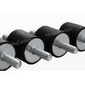 SV002 Customized Manufacturer M4x10mm D10H10 Male-Male Rubber anti Vibration Damper for FPV, Brushless Gimbal, Multirotor