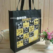 Hochwertige Non-Woven Einkaufstasche / Einkaufstasche mit individuellem Logo für Werbeartikel