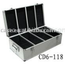 Aluminum CD case