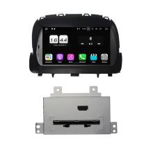 Android Autoradio für die MOCCA 2012