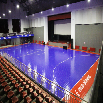 Interlock-Fliesen Futsal Court PP