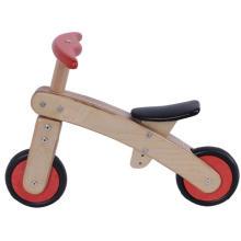 """Мини деревянный велосипед 8 """"Apple Worm Мини велосипед / Детские игрушки / Баланс Scooter"""