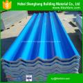 Feuille de toiture colorée haute résistance Mgo