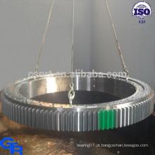 Anel da plataforma giratória, rolamento do anel giratório do komatsu, anel giratório militar