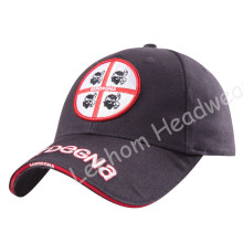 (LPM16018) Promotional Constructed Embroidery Baseball Cap