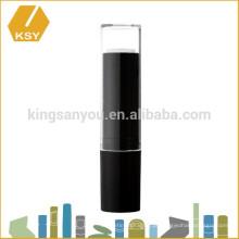 Novos produtos ou cosméticos embalagem de plástico vazio batom tubo