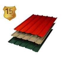 Corrugated PPGI Steel/Metal/Iron Roofing Sheet in Ral Color