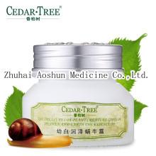 Whitening & Feuchtigkeitsspendende Schneckencreme für die Hautpflege