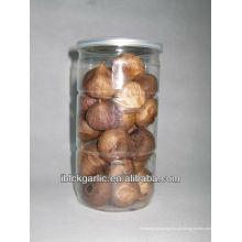Adorável e Delicioso Único Cravo Alho Preto 250g / garrafa