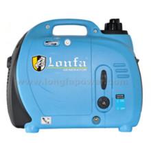 Portable 1.6kw 2kw generador de generador de Digital / generador de gasolina