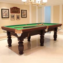 Alta qualidade ardósia de preço mais barato mesa de bilhar mesa de bilhar com a melhor venda