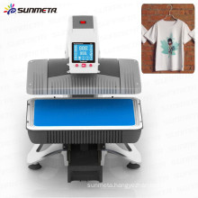 2015 Sunmeta newest design automatic all in one heat press printing sublimation machine ST-420