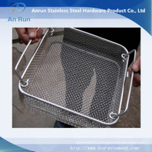 Customized Stainless Steel Wire Mesh Baskets