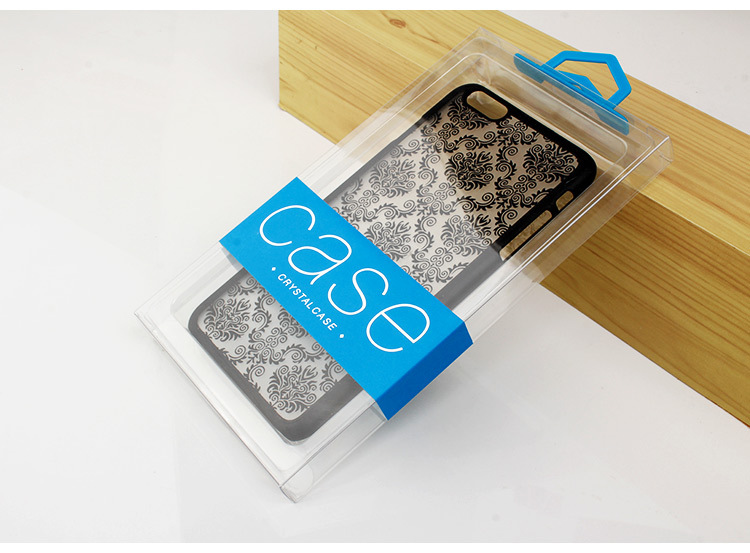 Plastic blister iphone case packaging