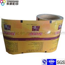 Größe Customized Pulver Kunststoff Verpackung Film Roll