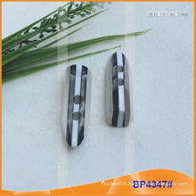 Polyester Horn button for Coat BP4347