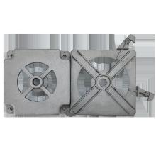 Mecanizado CNC Electrodomésticos Tapa del motor Precisión de 5um
