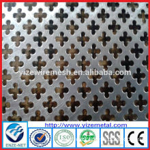 High quality for aluminum perforated metal plate/good price perforated plates