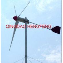 generadores de turbina de viento 300W Energía alta utilización