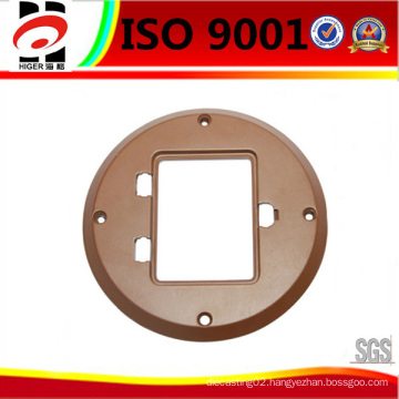 Customized Aluminum Die Casting Switch Base
