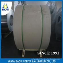 Usine en aluminium de bobine de revêtement en aluminium de la Chine