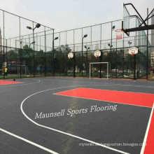 Innen / Außen Futsal Gericht Boden / PP Boden