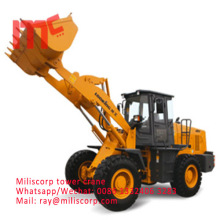 Construction Machinery LG833N  Wheel Loader
