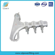 Factory source manufacturing for Compression Type  Strain  Clamp Bolt Type Strain Tension Clamp export to Mayotte Wholesale