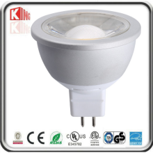 Dimmable 7W 12V Gu5.3 MR16 luz do ponto do diodo emissor de luz