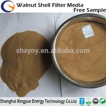 Гранатовый песок 80mesh сетки печатания полиэфира взрывать