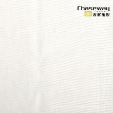Viscose Nylon Blend Fabric 198GSM Crepe Fabric