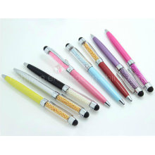 Elegant Gift Decorative Crystal Touch Screen Pen for Ladies