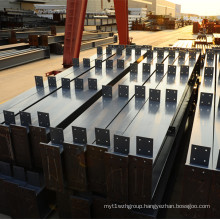 Steel Structure Prefabricated Building BV, SGS, ISO Certification