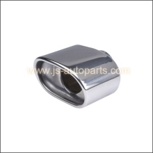 SQUARE RROLLED SLANT   STAINLESS STEEL TIP