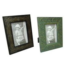 Wooden Gesso Photo Frame for Decoration
