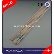 tubo de cerámica de alúmina 99 al203, pequeños tubos de cerámica, tubos de cerámica