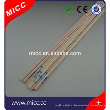 tubo de cerâmica de alumina 99 al203, pequenos tubos de cerâmica, tubos de cerâmica