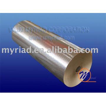FSK hoja de aluminio scrim kraft frente