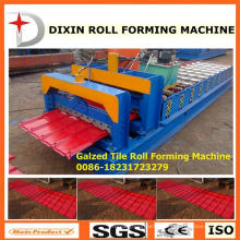 Dx Trapezoidal Tile Roll Forming Machine