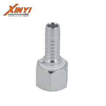 ORFS carbon steel pipe fittings flat seat Industrial china hydraulic hose fittings