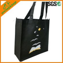 China Top-Qualität benutzerdefinierte wiederverwendbare Einkaufstaschen mit Logo