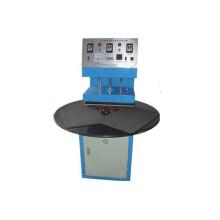 Máquina plástica automática de sellado térmico de cartón de papel blister