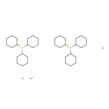 CAS 19999-87-2 Bis(tricyclohexylphosphine)nickel(II) chloride, 99%