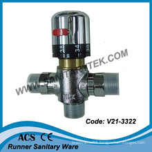 Solar Water Heater Thermostatic Mixing Valve (V21-3322)